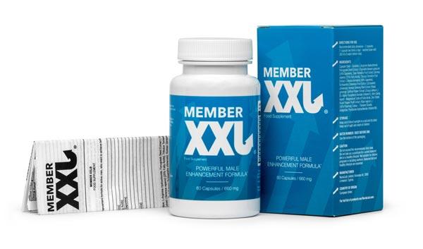 tabletki na potencję Member XXL