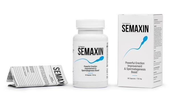 Tabletki na potencję Semaxin