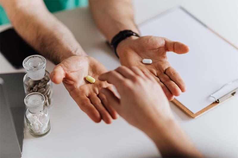 leki na trądzik