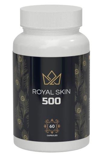 tabletki na trądzik Royal Skin 500