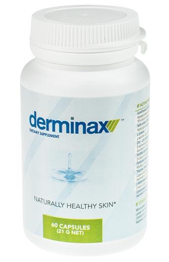 tabletki na trądzik Derminax